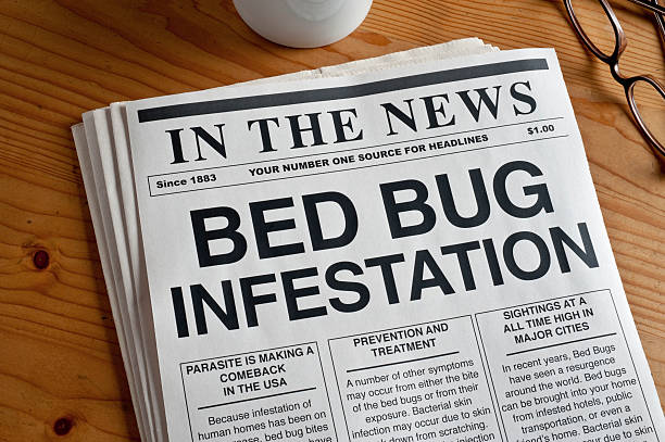 Bed Bugs Are A Nationwide Epidemic. Legislation Has Been Recently Amended  In Not Just One But Five Civil Codes To Address The Growing Problems Of Bed  Bugs.