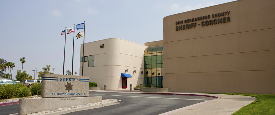 Victorville County Building