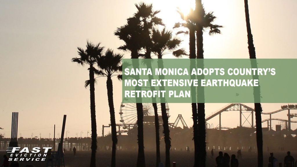 Santa Monica Adopts Country's Most Extensive Earthquake Retrofit Plan