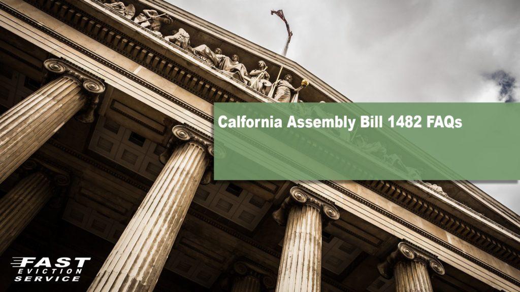 California AB 1482 FAQs